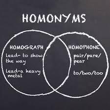 homonym2